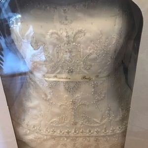 Preserved wedding dress